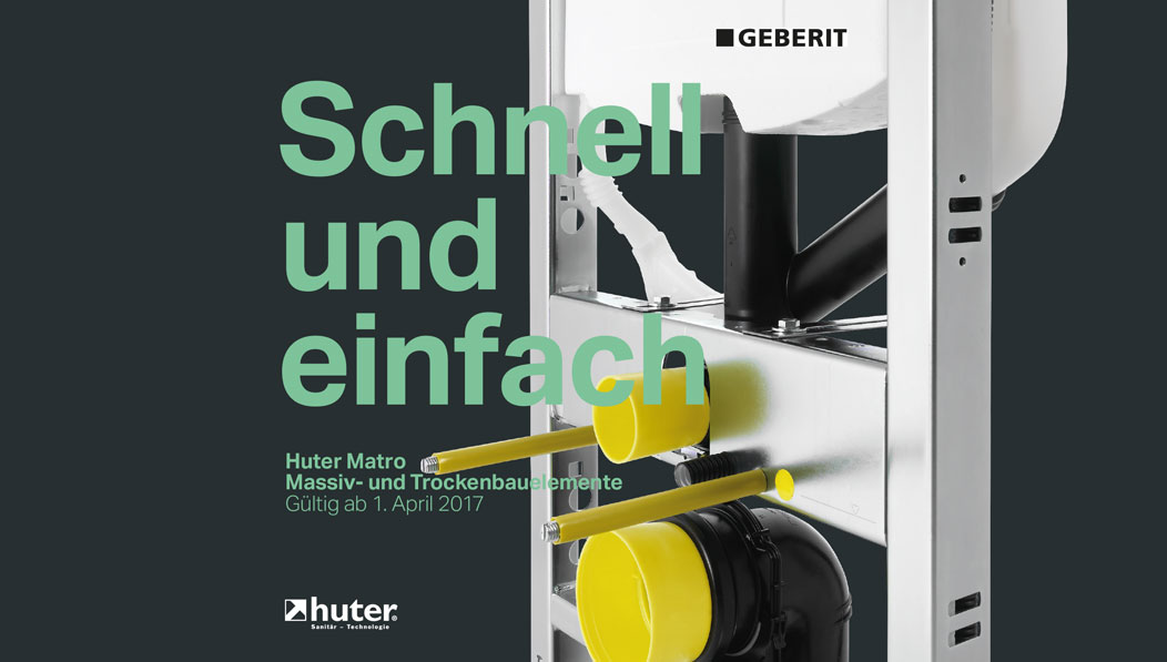 geberit huter gmbh geberit huter gmbh. Black Bedroom Furniture Sets. Home Design Ideas